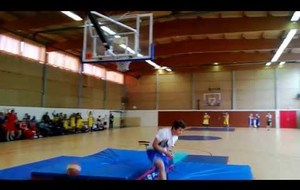 Concours Trampo Dunk